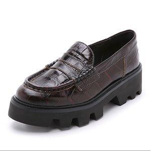 Ash Serum Loafers in Tmoro